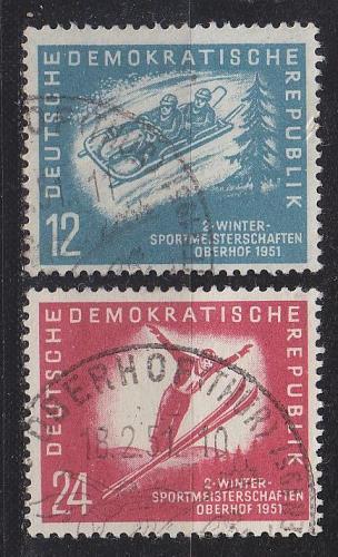 GERMANY DDR [1951] MiNr 0280-81 ( O/used ) [02]