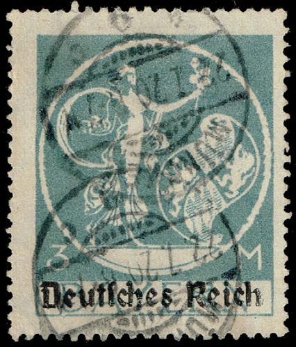 Germany-Bavaria #271 von Kaulbach's Genius; Used (2Stars) |BAY271-01XRP