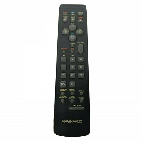 Genuine Magnavox TV VCR Remote Control VSQS1272 Tested Works