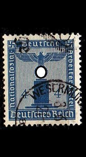 GERMANY REICH Dienst [1938] MiNr 0146 ( O/used )