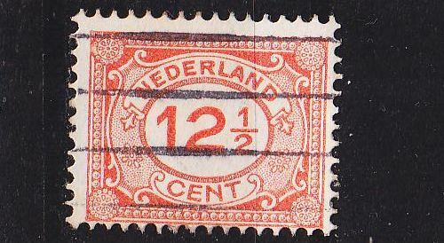 NIEDERLANDE NETHERLANDS [1921] MiNr 0108 ( O/used ) [01]