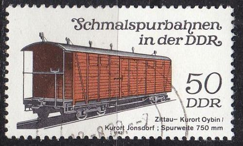 GERMANY DDR [1983] MiNr 2795 ( OO/used ) Eisenbahn