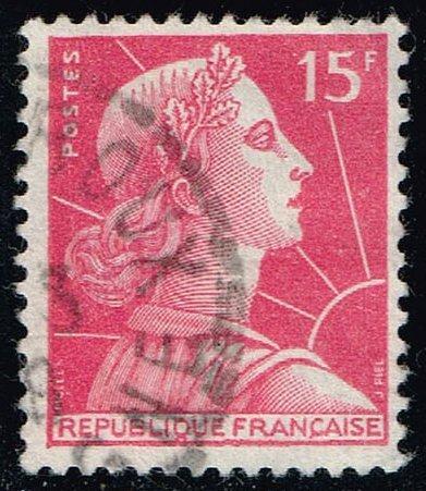 France #753 Marianne; Used (2Stars) |FRA0753-09