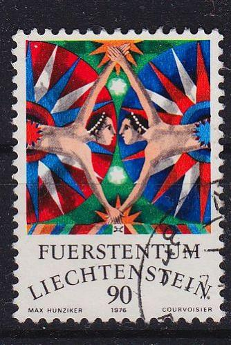 LIECHTENSTEIN [1976] MiNr 0661 ( O/used )