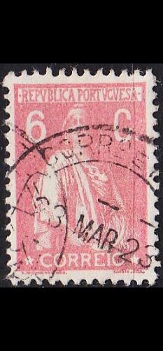 PORTUGAL [1917] MiNr 0227 Cx ( O/used )