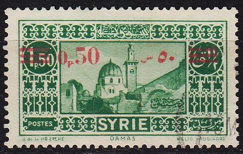 SYRIEN SYRIA [1938] MiNr 0429 ( O/used )