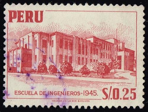 Peru **U-Pick** Stamp Stop Box #158 Item 72 |USS158-72