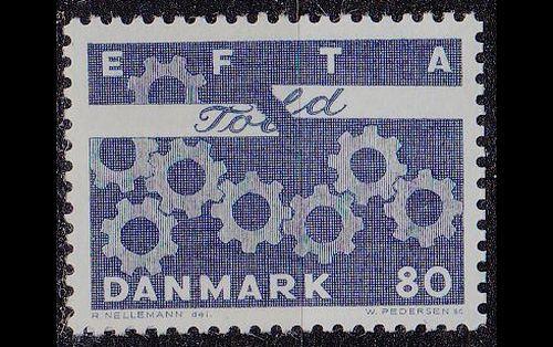 DÄNEMARK DANMARK [1967] MiNr 0450 y ( **/mnh )