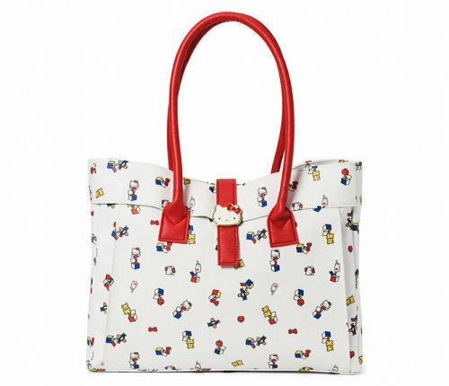 NEW Sanrio Hello Kitty 45th Anniversary Shoulder Bag handbag Free Shipping