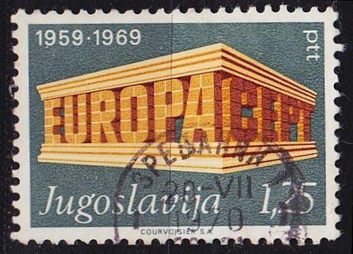 JUGOSLAVIA [1969] MiNr 1361 ( O/used ) CEPT