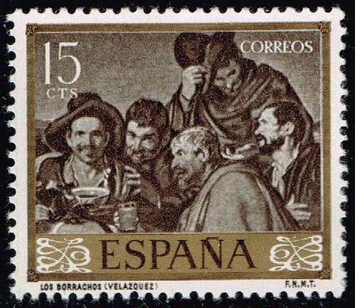 Spain **U-Pick** Stamp Stop Box #154 Item 09  USS154-09