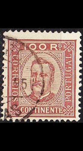 PORTUGAL [1892] MiNr 0074 yA ( O/used )