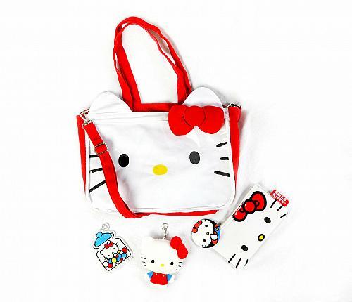 New Hello Kitty Ai-tatA Favorite Thing Bag Trinket Plush Starter Kit A Free Ship