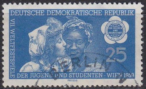 GERMANY DDR [1959] MiNr 0706 ( O/used )