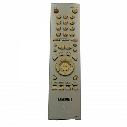 Genuine Samsung DVD Player Remote Control 00092M Tested and Works