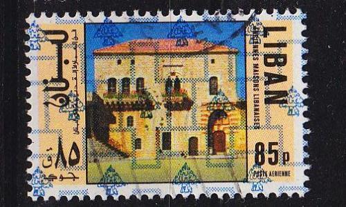 LIBANON LEBANON LIBAN [1978] MiNr 1276 ( O/used )