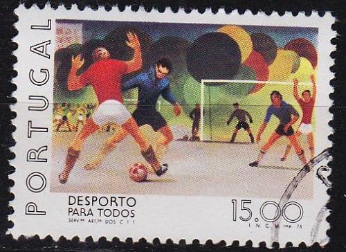 PORTUGAL [1978] MiNr 1410 ( O/used )