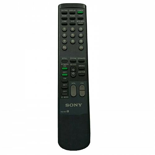 Genuine Sony TV Monitor Remote Control RM-921 Tested Works
