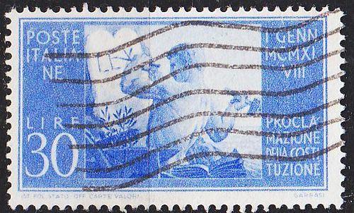 ITALIEN ITALY [1948] MiNr 0747 ( O/used )