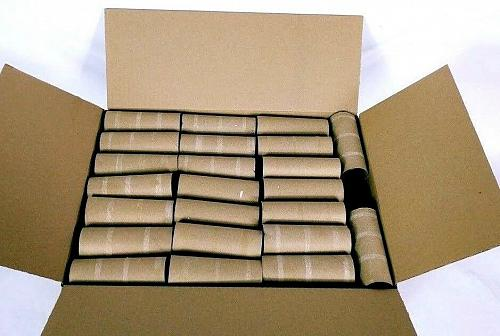 116 Empty Toilet Paper Roll Tubes Cardboard Crafts Art School Supplies