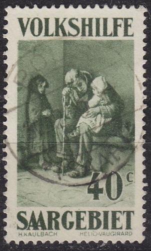 GERMANY Saar [1929] MiNr 0135 ( O/used ) [02]