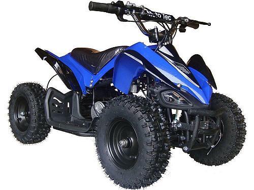 Kids Outdoor Mini Quad ATV 24V Ride On Electric Battery Four Wheeler Boys Girls