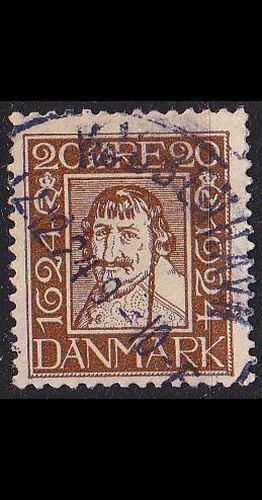 DÄNEMARK DANMARK [1924] MiNr 0136 ( O/used ) [01]