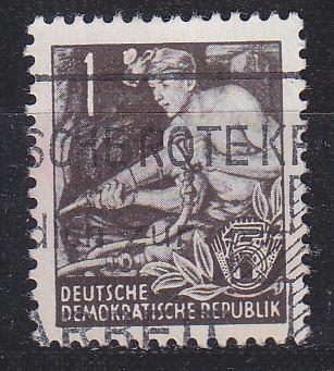 GERMANY DDR [1953] MiNr 0362 ( OO/used )