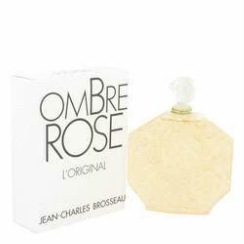 Ombre Rose Eau De Toilette By Brosseau