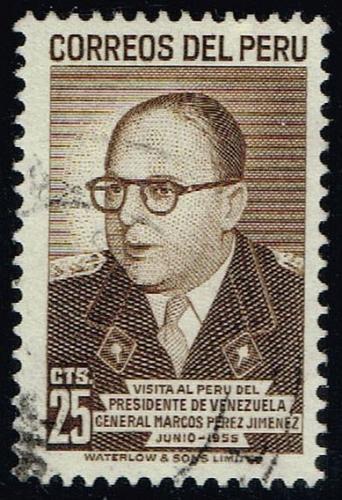 Peru **U-Pick** Stamp Stop Box #158 Item 88  USS158-88