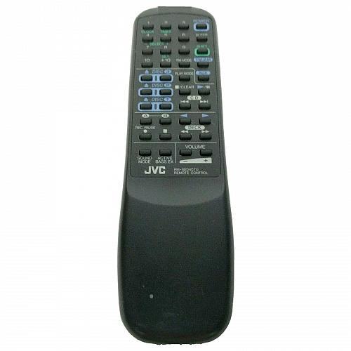 Genuine JVC Audio Remote Control RM-SED40TU Tested Works