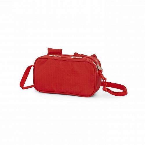New Lesportsac x Hello Kitty Sanrio 45th Anniversary Camera Bag Purse Free Ship
