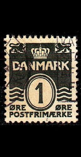 DÄNEMARK DANMARK [1933] MiNr 0195 I ( O/used )