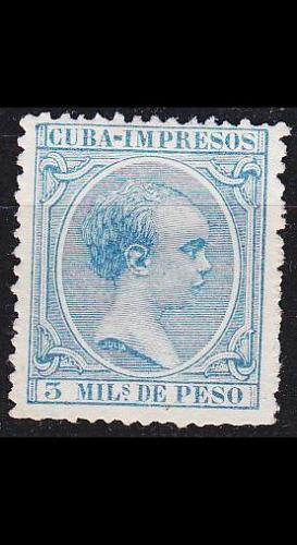 KUBA CUBA [Spanisch] MiNr 0109 ( oG/no gum )