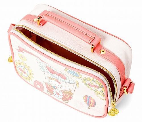 New Hello Kitty Victorian Art Shoulder Bag Sanrio Free Shipping
