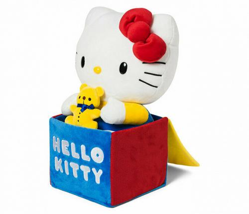 """NEW Sanrio Hello Kitty 45th Anniversary 12"""" Plush with box limited Free Shipping"""