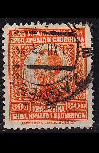 JUGOSLAVIA [1923] MiNr 0173 ( O/used )