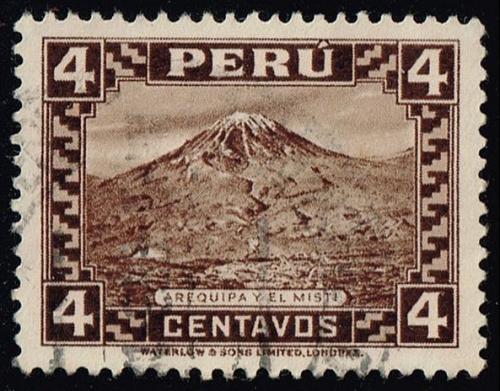 Peru **U-Pick** Stamp Stop Box #158 Item 41 |USS158-41