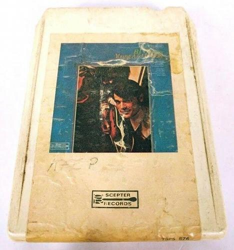 B.J. Thomas Young And In Love (8-Track Tape, TSPS 576)