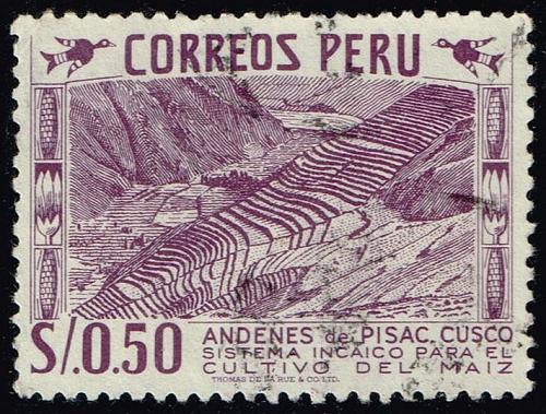 Peru **U-Pick** Stamp Stop Box #158 Item 69  USS158-69