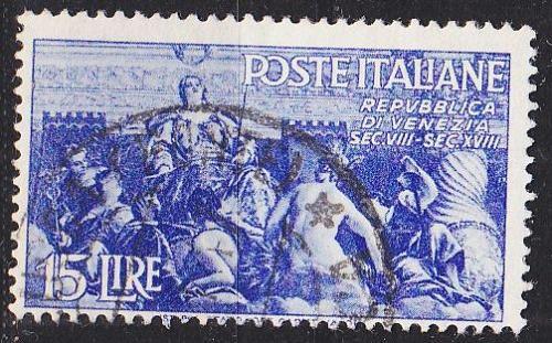 ITALIEN ITALY [1946] MiNr 0729 ( O/used )