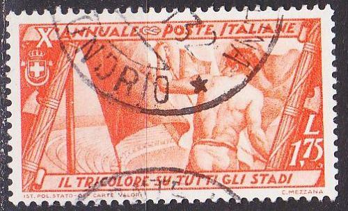 ITALIEN ITALY [1932] MiNr 0427 ( O/used )