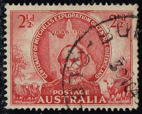Australia **U-Pick** Stamp Stop Box #154 Item 22  USS154-22XBC