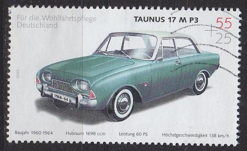 GERMANY BUND [2003] MiNr 2365 ( O/used ) Autos