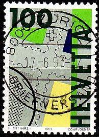SCHWEIZ SWITZERLAND [1993] MiNr 1498 ( O/used ) Briefmarken