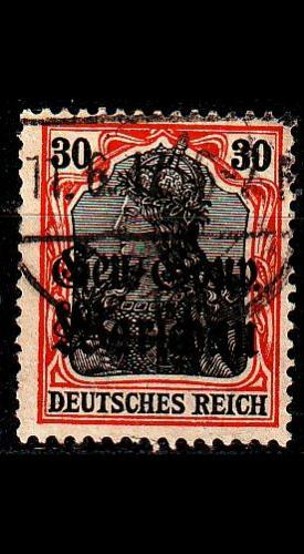 GERMANY REICH Besetzung [Polen] MiNr 0014 a ( O/used )