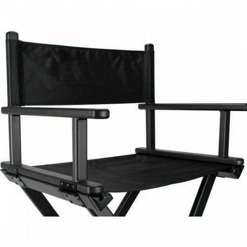 Portable Professional Makeup Artist Beauty Foldable Directors Chair Light Weight