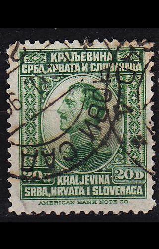 JUGOSLAVIA [1923] MiNr 0172 ( O/used )