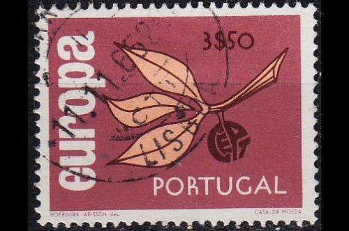 PORTUGAL [1965] MiNr 0991 ( O/used ) CEPT