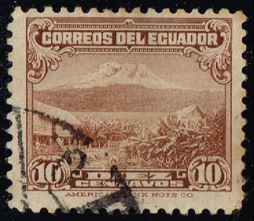 Ecuador **U-Pick** Stamp Stop Box #149 Item 22  USS149-22XRS